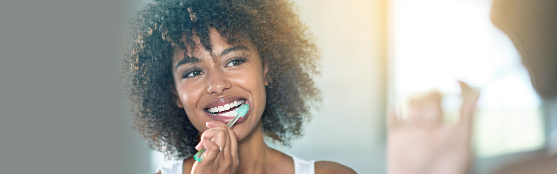 Brushing and Flossing In Norcross,GA